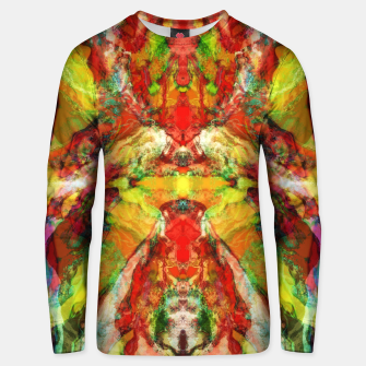 Thumbnail image of The warm hypnosis Unisex sweater, Live Heroes