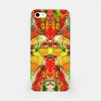 The warm hypnosis iPhone Case thumbnail image