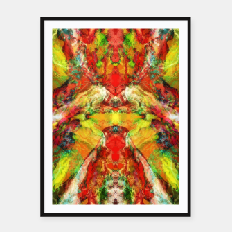 The warm hypnosis Framed poster thumbnail image