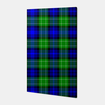 Thumbnail image of Abercrombie Tartan Canvas, Live Heroes