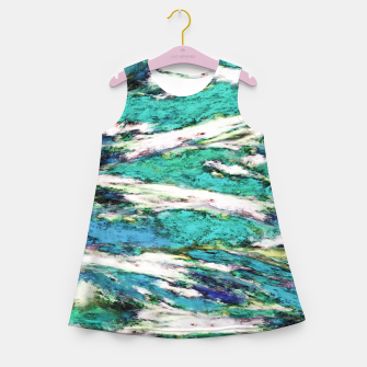 Thumbnail image of Falling through difficult layers 2 Girl's summer dress, Live Heroes
