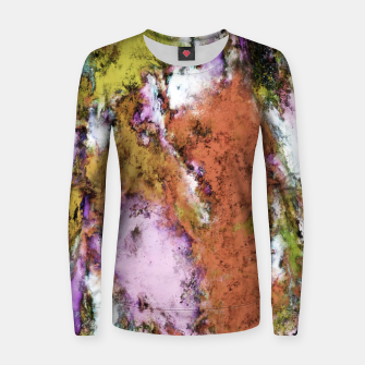 Thumbnail image of Rockslide Women sweater, Live Heroes