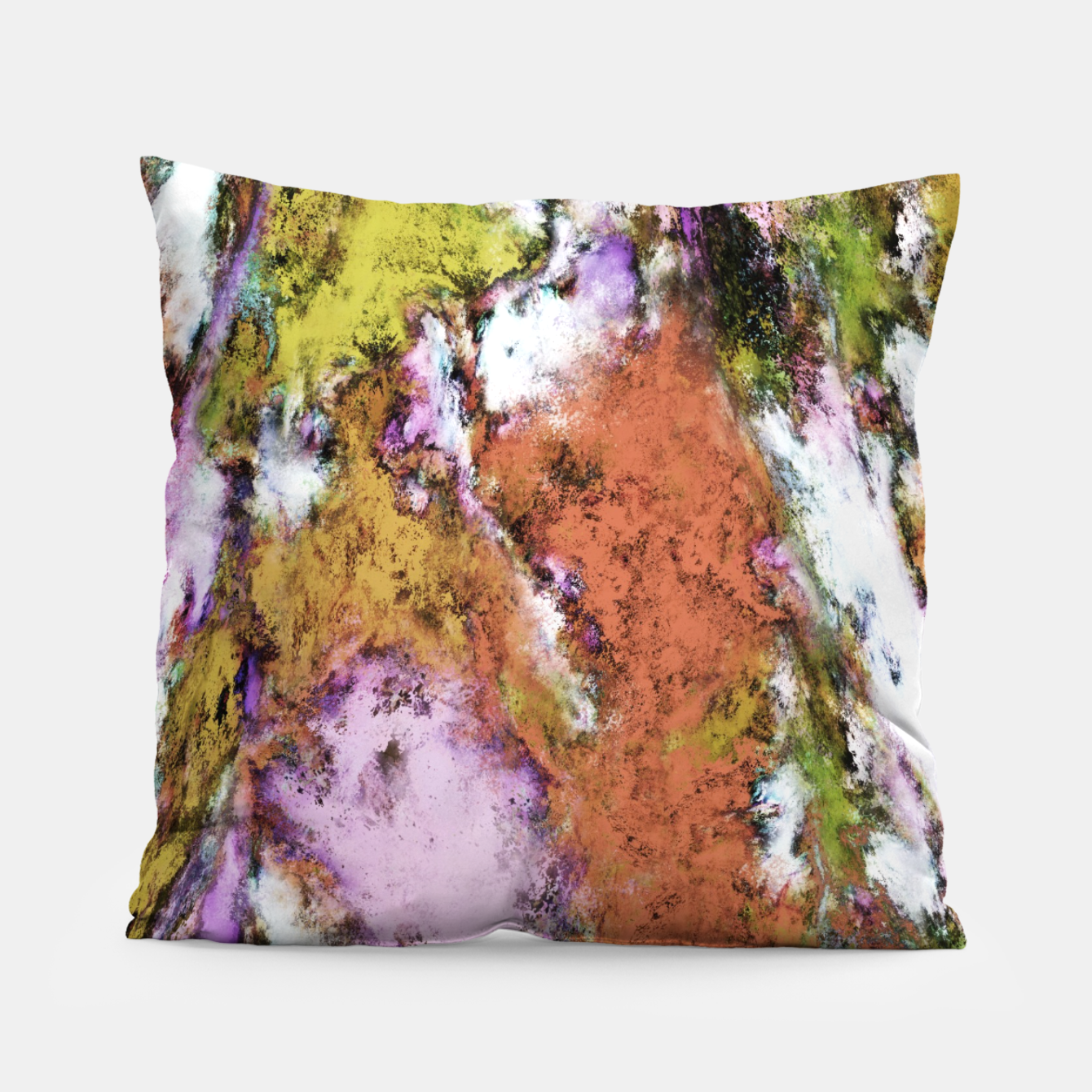 Image of Rockslide Pillow - Live Heroes
