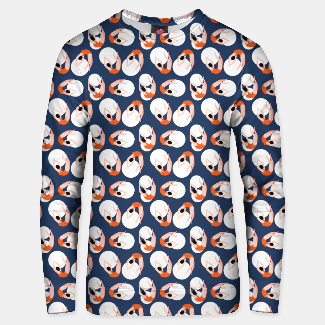 Image of Woman playing in the water Sudadera unisex - Live Heroes