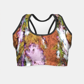Thumbnail image of Rockslide Crop Top, Live Heroes
