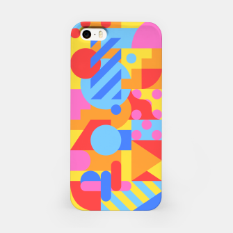 Thumbnail image of Geometric pattern Étui pour Iphone, Live Heroes