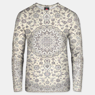 Thumbnail image of Traditional Moroccan Artwork Farmhouse Style  Unisex sweater, Live Heroes