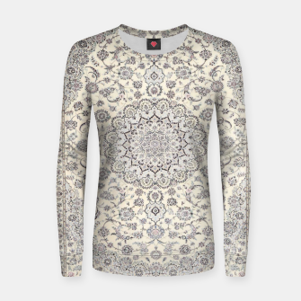 Thumbnail image of Traditional Moroccan Artwork Farmhouse Style  Women sweater, Live Heroes