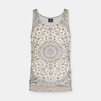 Thumbnail image of Traditional Moroccan Artwork Farmhouse Style  Tank Top, Live Heroes