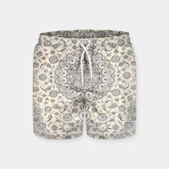 Thumbnail image of Traditional Moroccan Artwork Farmhouse Style  Swim Shorts, Live Heroes