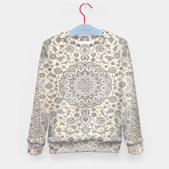 Thumbnail image of Traditional Moroccan Artwork Farmhouse Style  Kid's sweater, Live Heroes