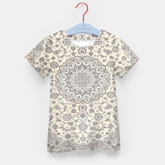 Thumbnail image of Traditional Moroccan Artwork Farmhouse Style  Kid's t-shirt, Live Heroes