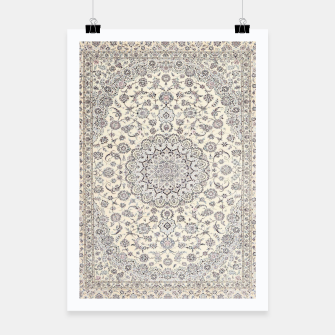 Thumbnail image of Traditional Moroccan Artwork Farmhouse Style  Poster, Live Heroes