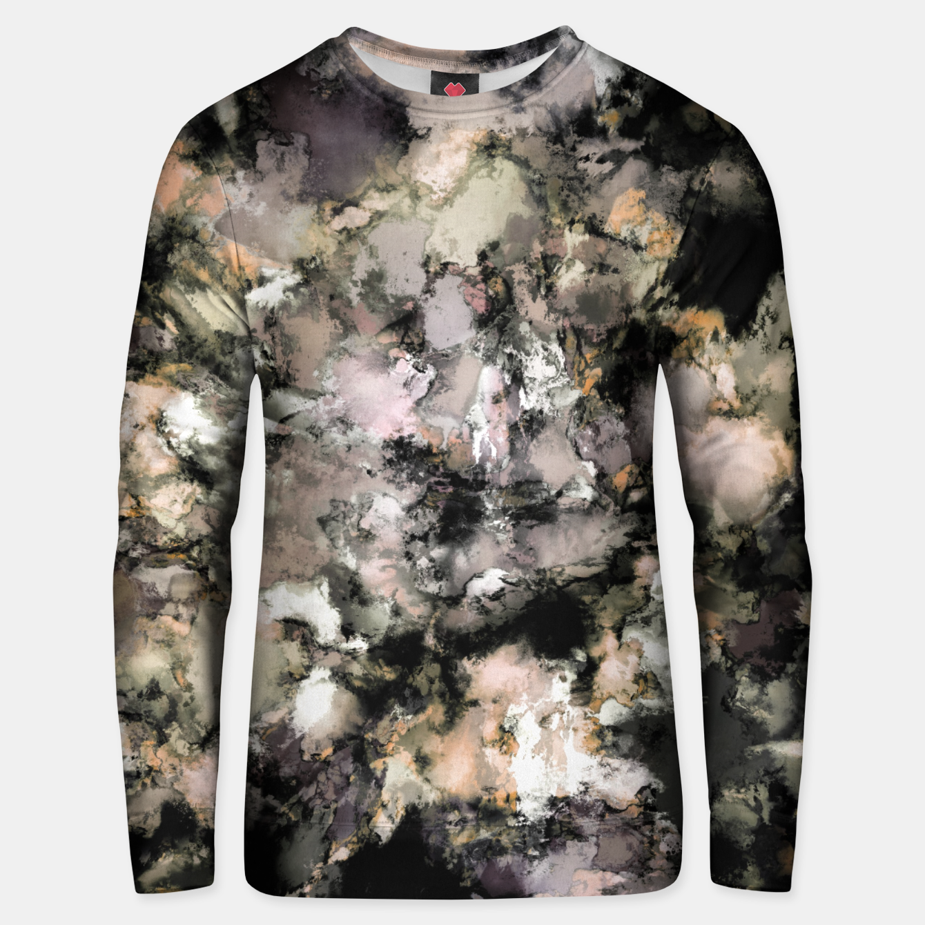 Image of Crust Unisex sweater - Live Heroes