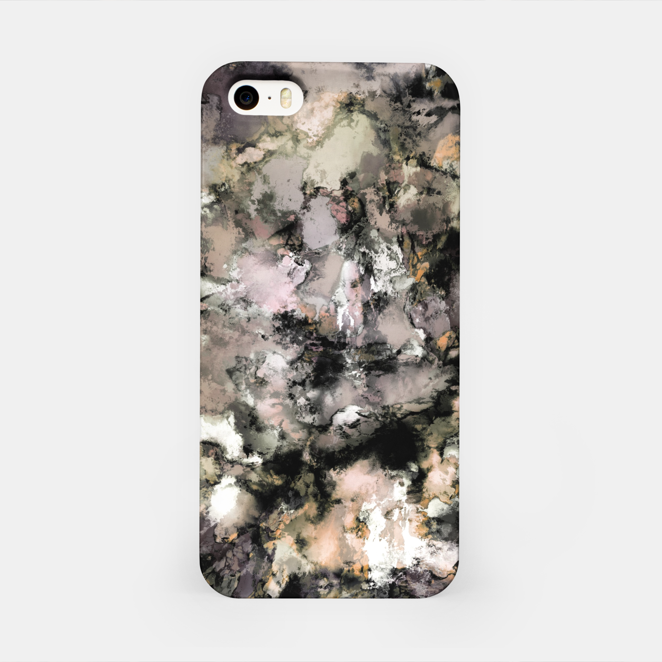 Image of Crust iPhone Case - Live Heroes