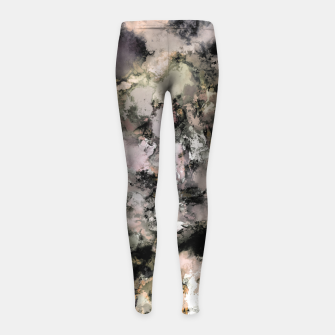 Thumbnail image of Crust Girl's leggings, Live Heroes
