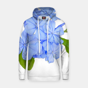Thumbnail image of Stylized Floral Print Photo Hoodie, Live Heroes