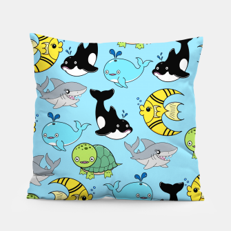 Miniaturka Sea Friends Pillow, Live Heroes
