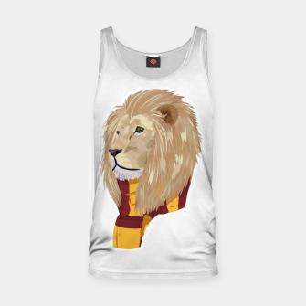 Thumbnail image of Gryffindor Harry Potter lion Tank Top, Live Heroes