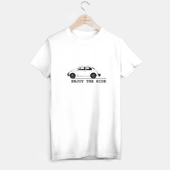 Miniaturka Enjoy The Ride Concept Drawing T-shirt regular, Live Heroes