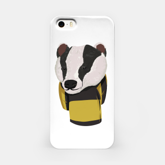 Thumbnail image of Hufflepuff Harry Potter case iPhone, Live Heroes