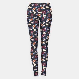 Thumbnail image of Dark wildlife 20 Leggings, Live Heroes