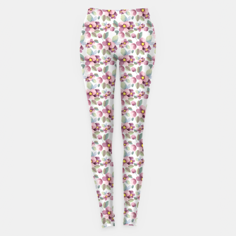 Miniature de image de Summer flowers 1 Leggings, Live Heroes
