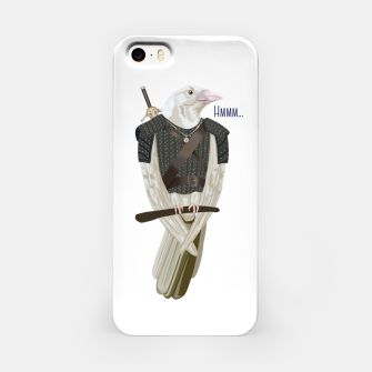 Thumbnail image of Geralt witcher wiedźmin Hmm  case iPhone, Live Heroes