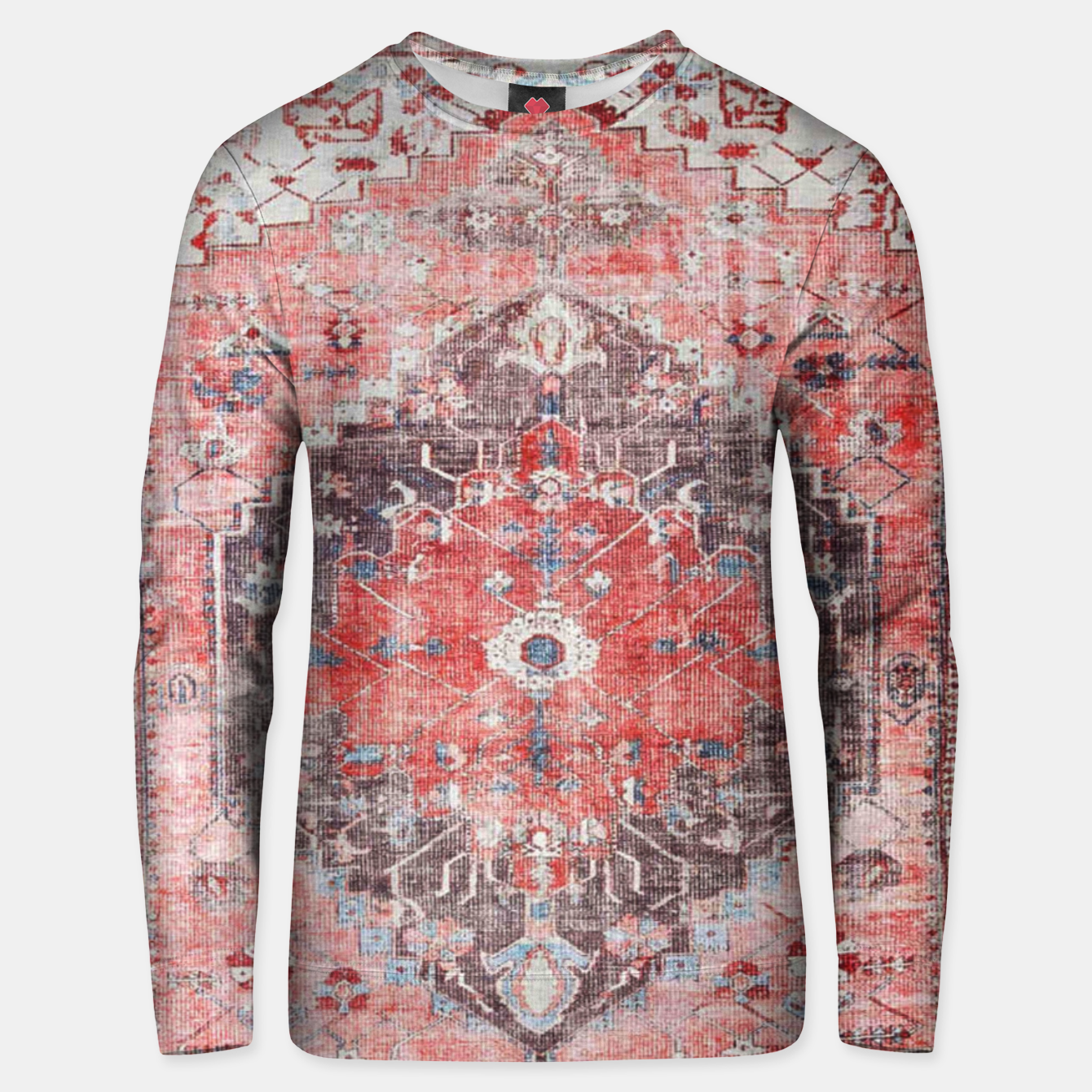 Image of Floral Traditional Moroccan Artwork  Unisex sweater - Live Heroes