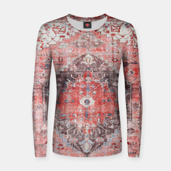 Thumbnail image of Floral Traditional Moroccan Artwork  Women sweater, Live Heroes