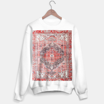 Floral Traditional Moroccan Artwork  Sweater regular thumbnail image