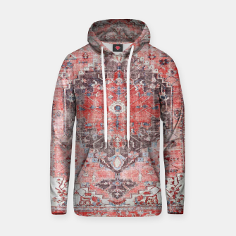 Floral Traditional Moroccan Artwork  Hoodie thumbnail image