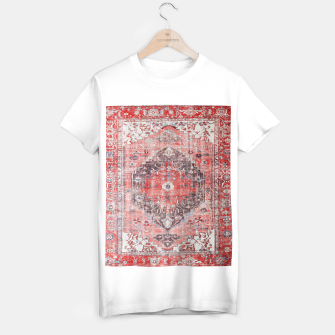 Thumbnail image of Floral Traditional Moroccan Artwork  T-shirt regular, Live Heroes