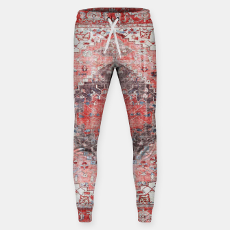 Floral Traditional Moroccan Artwork  Sweatpants thumbnail image