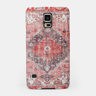 Thumbnail image of Floral Traditional Moroccan Artwork  Samsung Case, Live Heroes