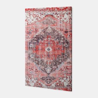 Floral Traditional Moroccan Artwork  Canvas thumbnail image