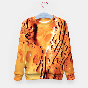 Thumbnail image of Delicious Kid's sweater, Live Heroes