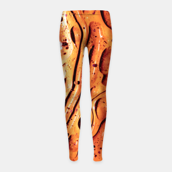 Thumbnail image of Delicious Girl's leggings, Live Heroes