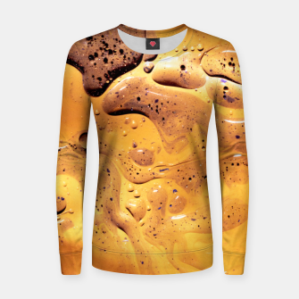 Thumbnail image of Caramelodelicius Women sweater, Live Heroes