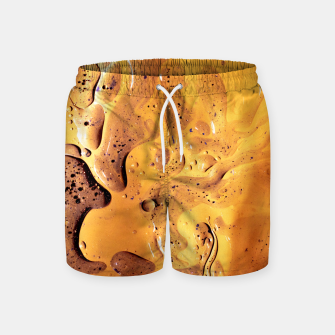 Thumbnail image of Caramelodelicius Swim Shorts, Live Heroes