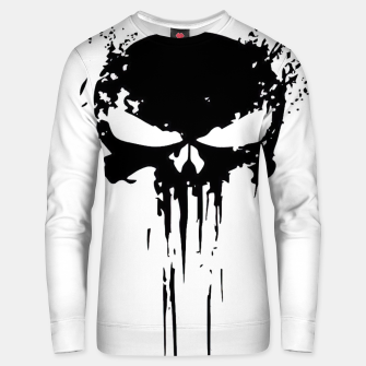 punisher 2 Unisex sweater obraz miniatury