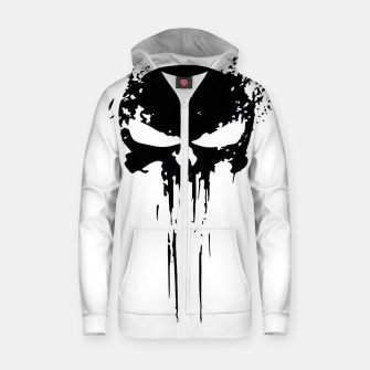 punisher 2 Zip up hoodie obraz miniatury