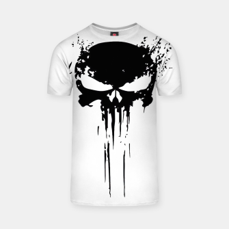 punisher 2 T-shirt obraz miniatury