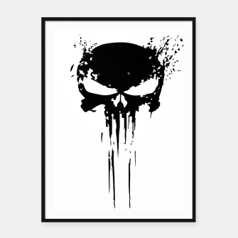 punisher 2 Framed poster obraz miniatury