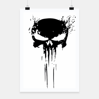 punisher 2 Poster obraz miniatury