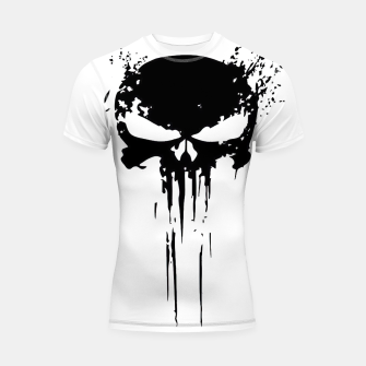 punisher 2 Shortsleeve rashguard obraz miniatury