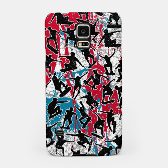 Thumbnail image of Skater Retro Urban Graffiti Samsung Case, Live Heroes