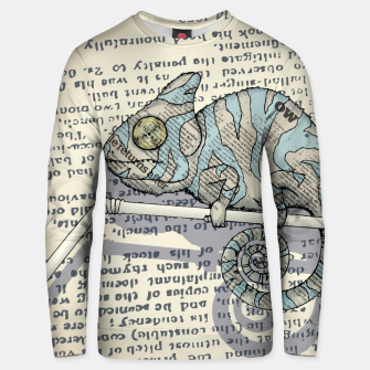 Thumbnail image of Cover Story Unisex sweater, Live Heroes
