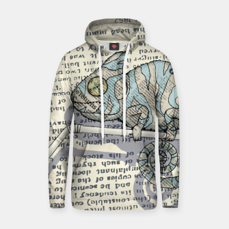 Thumbnail image of Cover Story Hoodie, Live Heroes