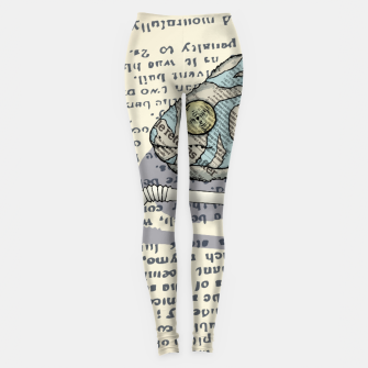 Thumbnail image of Cover Story Leggings, Live Heroes